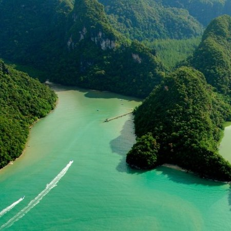 Dayang Bunting Island Hopping Langkawi