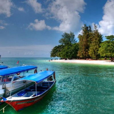 Island Hopping and snorkeling Langkawi