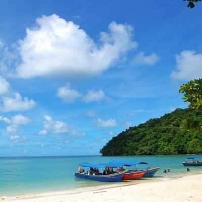 Langkawi Island Hopping Tour Adult Sharing